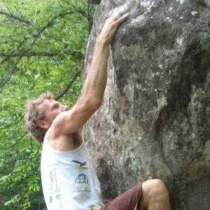 Giampaolo Chieto Boulder